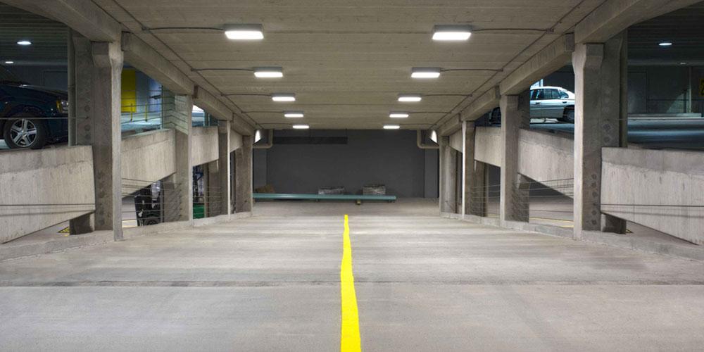 Garage Tents Inside : Led canopy light lite u
